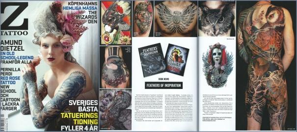 Z Tattoo Magazine